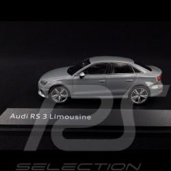 Audi RS3 Limousine 2016 gris Nardo 1/43 iScale 5011613131 Nardo grey nardograu
