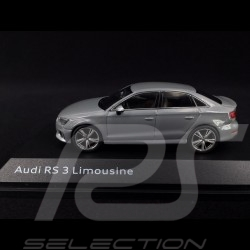 Audi RS3 Limousine 2016 Nardo grey 1/43 iScale 5011613131