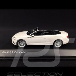 Audi A5 Cabriolet 2017 Tofanaweiß 1/43 Spark 5011705332