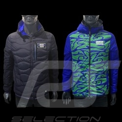 Porsche Jacket Martini Racing Collection 917 Reversible and quilted Dark blue Porsche WAP559LMRH - men