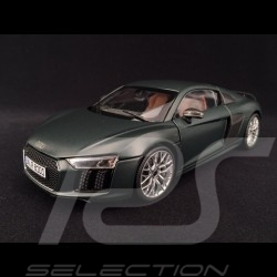 Audi R8 V10 Plus coupé 2018 Vert Camouflage Camouflage Green Camouflagegrün  1/18 Kyosho 5011518425