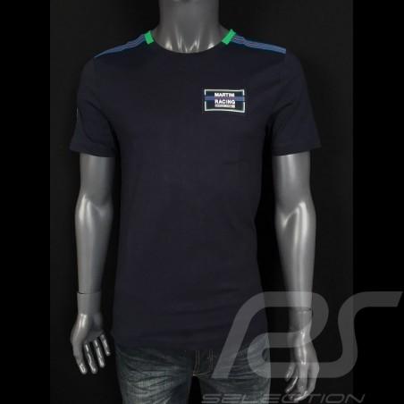 Porsche T-shirt Martini Racing Collection 917 Dark blue WAP551LMRH - men