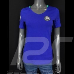 T-shirt Porsche Martini Racing Collection 917 Bleu cobalt WAP552LMRH - femme