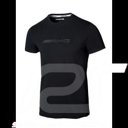 T-shirt Mercedes AMG Noir Mercedes-Benz B66958733 black schwarz homme men herren