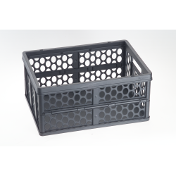 Mercedes Collapsible crate Shopping Dark grey Mercedes-Benz A2038400020