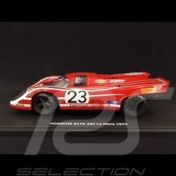 Porsche 917 K n° 23 Vainqueur Winner Sieger Le Mans 1970 1/18 CMR CMR134