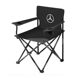 Mercedes Collapsible chair Black Fabric cover Mercedes-Benz B67871621