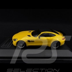 Mercedes-AMG GT R 2018 yellow 1/43 Ixo SP43003CMR