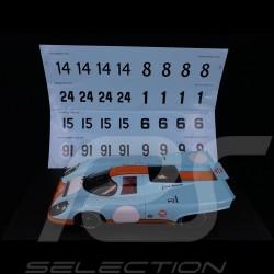 Porsche 917 K Gulf 1/18 CMR CMR131