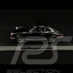 Porsche 911 S 1973 black 1/18 Norev 187631