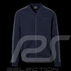 Porsche Jacke 924 Collection Softshell Dunkelblau Porsche Design WAP442L924 - Herren