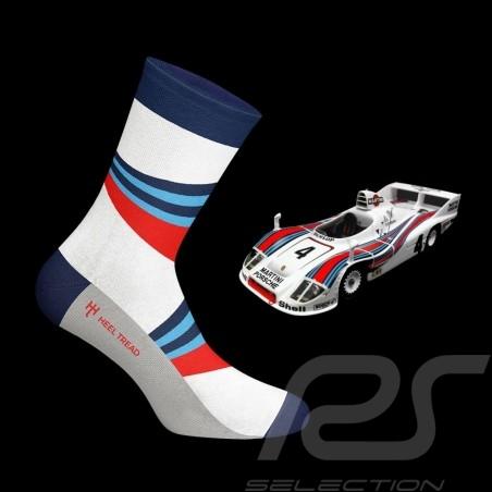 Martini 936 socks blue / red / white - unisex