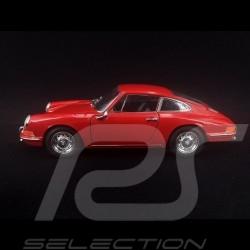 Porsche 911 2.0 1964 rouge 1/24 Welly MAP02481019