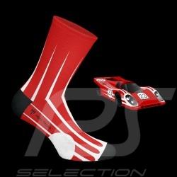 4 pairs 917 Racing Legend Socks 24h Le Mans 1970-1971 Boxset - Unisex