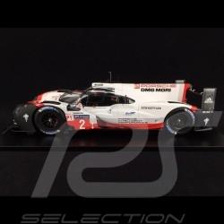 Porsche 919 Hybrid n° 2 Sieger Le Mans 2017 1/12 Spark 12LM17