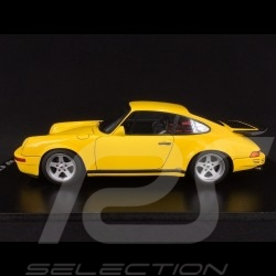 "Porsche 911 RUF CTR 1987 ""Yellow Bird"" Speedgelb 1/18 Spark 18S256"