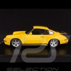 "Porsche 911 RUF CTR 1987 ""Yellow Bird"" Speedgelb 1/18 Spark 18S256"