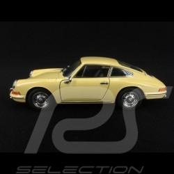 Porsche 911 2.0 1964 jaune 1/24 Welly MAP02481219