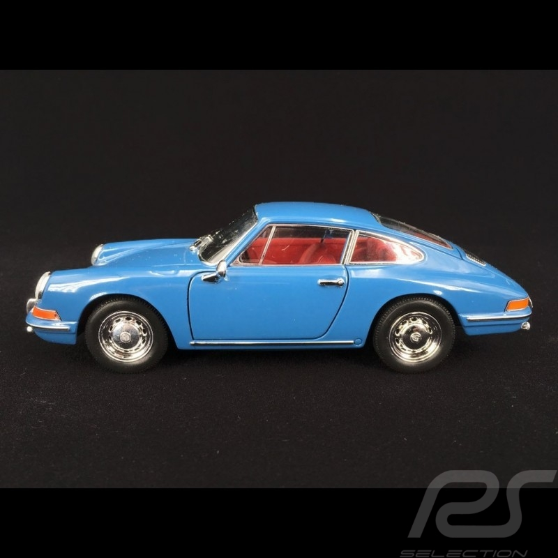 Porsche 911 2.0 1964 blue 1/24 Welly MAP02481319