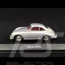 Porsche 356 A Coupé 1956 argent silver silber1/43 Minichamps WAP020ST310