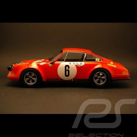 Porsche 911 2.0 S vainqueur Monte Carlo 1970