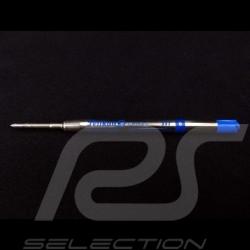 Großraummine blau Tinte für Kugelschreiber Porsche Design Tec Flex Pelikan 337M