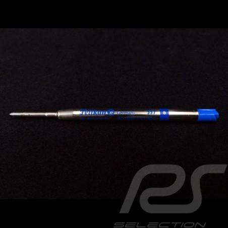 Refill blue ink for ballpoint pen Porsche Design Tec Flex Pelikan 337M