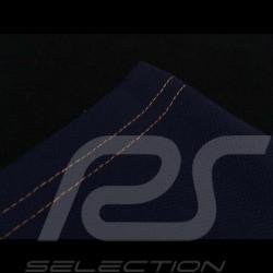 Gulf Racing Laguna Seca Corkscrew Polo Navy blue / orange - men