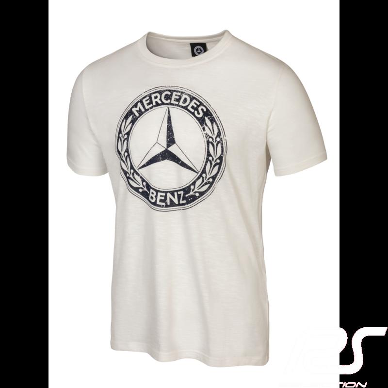 Mercedes T-shirt Classic White Mercedes-Benz B66041546 - men