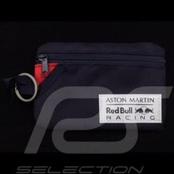 Porte-monnaie Aston Martin RedBull racing bleu marine coin wallet Geldbörse