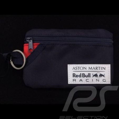 Aston Martin Coin wallet RedBull racing navy blue