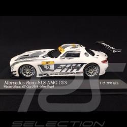Mercedes-Benz SLS AMG GT3 n° 5 Vainqueur Winner Sieger Macau GT Cup 2014 1/43 Minichamps 447143206
