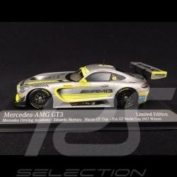 Mercedes-Benz AMG GT3 n° 48 Mercedes Driving Academy Vainqueur Winner Sieger FIA GT World Cup 2017 1/43 Minichamps 447173098