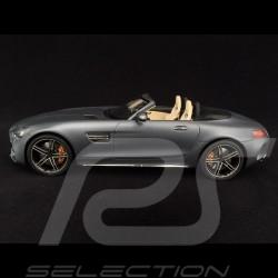 Mercedes-Benz AMG GT C Roadster gris grey grau 1/18 GT Spirit GT197