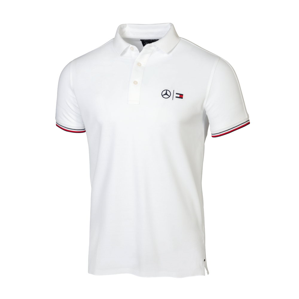 tommy hilfiger white top mens