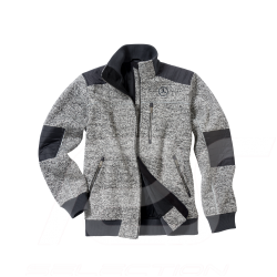 Mercedes jacket Active shell Grey / Black Mercedes-Benz B67871152 - men