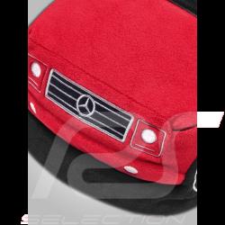 Mercedes slippers G-class Red plush Mercedes-Benz B66953257 - kids