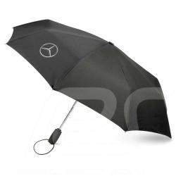 Parapluie umbrella taschenshirm Mercedes compact polyester noir black schwarz Mercedes-Benz B66952631