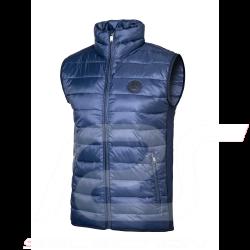 Mercedes jacket Classic sleeveless Navy blue Mercedes-Benz B66041656 - homme