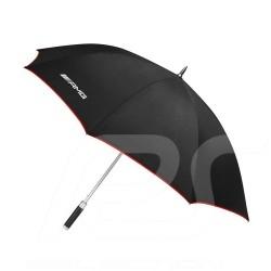 Parapluie umbrella gästeschirm Mercedes AMG grande taille large size polyester großes noir black schwarz Mercedes-Benz B66953677