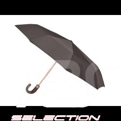 Parapluie umbrella taschenschirm Mercedes compact pour homme polyester marron for men brown für Herren braun Mercedes-Benz B6604
