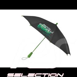 Parapluie umbrella kinderschirm for children black and green schwarz und grün Mercedes pour enfant AMG GT R noir et vert Mercede