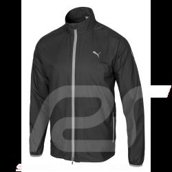 Mercedes jacket Puma Golf Windbraker Black Mercedes-Benz B66450352 - men