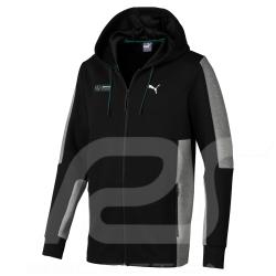 Mercedes jacket AMG Puma Sweatshirt Black Mercedes-Benz B67996285 - men
