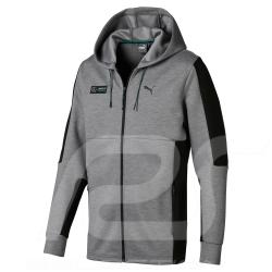 Mercedes jacket AMG Puma Sweatshirt Grey Mercedes-Benz B67996316 - men