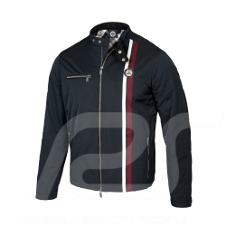 Mercedes jacket Classic Windbraker Waterproof Black Mercedes-Benz B66041646 - men