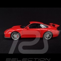 Porsche 911 type 997 GT3 2010 guards red 1/18 Norev WAP02101319