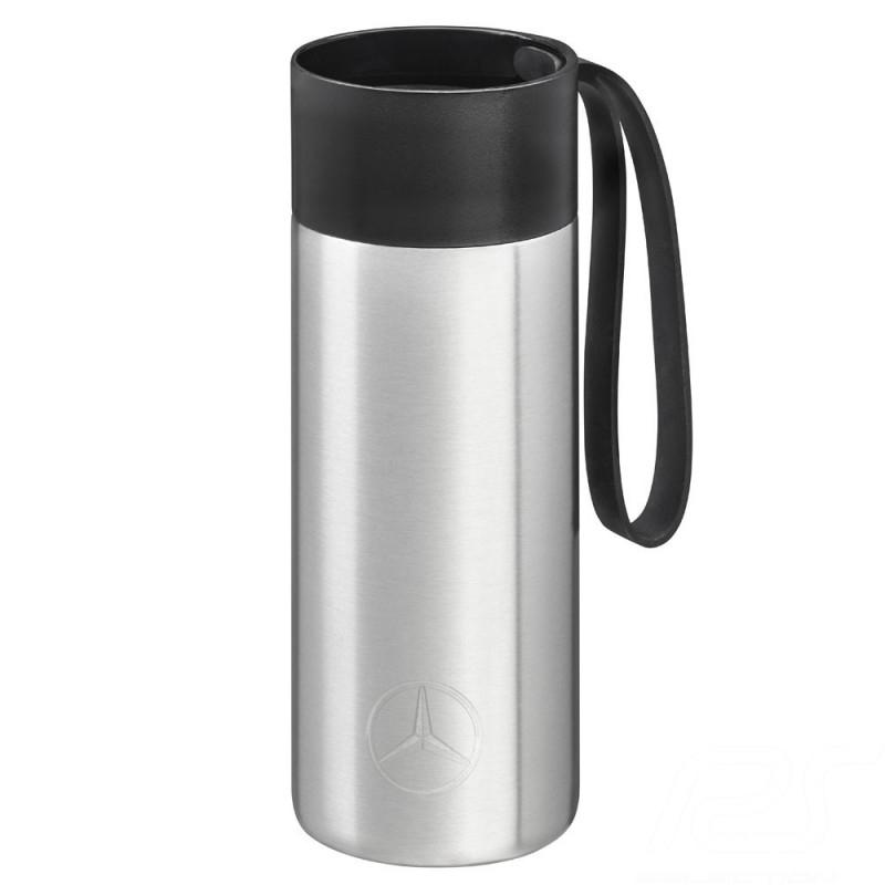 Emsa ® pour Mercedes Benz Placement Thé Café Thermo Tasse Acier Inoxydable 50 ml argentés