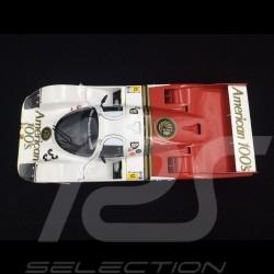 Porsche 956 L American 100's Le Mans 1985 n° 33 1/18 Minichamps 183856933