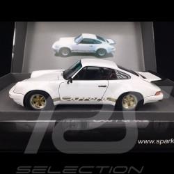 Porsche 911 3.0 Carrera RS 1974 white 1/18 Spark 18S023